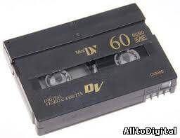 Видеокассета miniDV