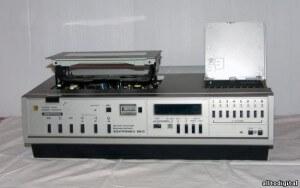 Видеомагнитофон Электроника ВМ-12