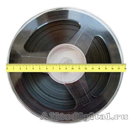 Бобина для намотки магнитной ленты №18