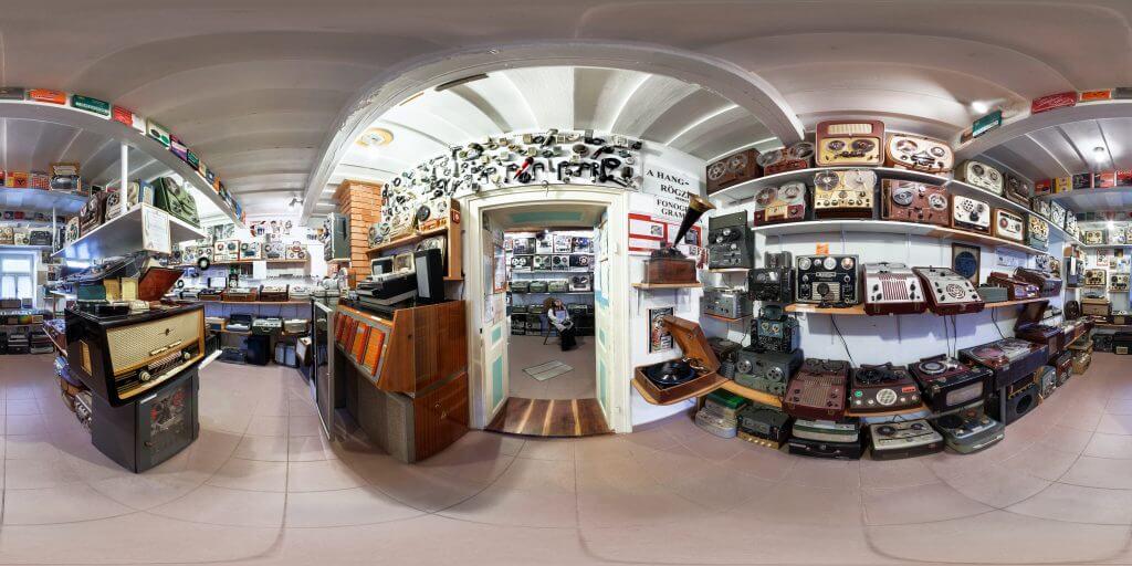 Музей катушечных магнитофонов