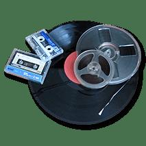 Оцифровка аудиокассет в Новосибирске