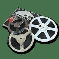 Оцифровка киноплёнки в Новосибирске